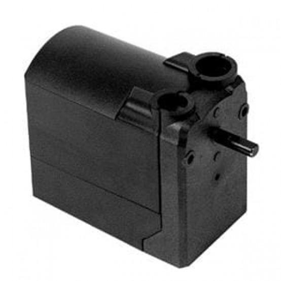 Привод, 90 ° / 23 с, 2,5 Нм, 4 вспомогательных переключателя, 2 реле, корпус 115 мм, AC230В