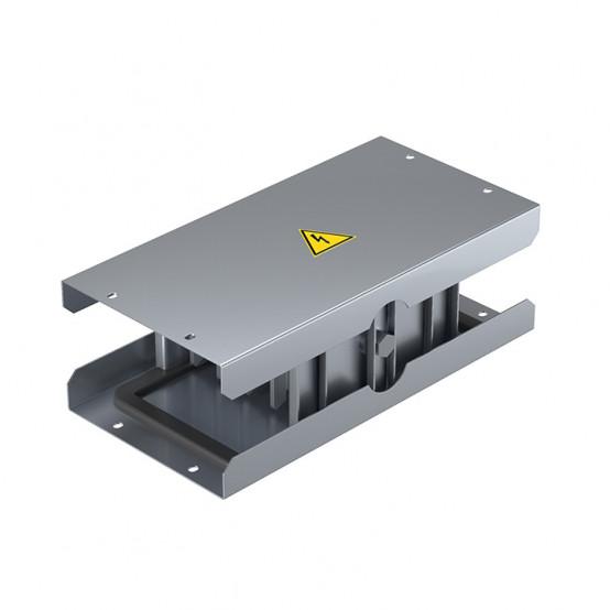 Соединительный блок 1000 А IP55 AL 3L+N+PE(ШИНА)