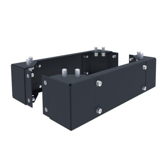 Передняя и задняя панели цоколя Ш400 EKF AVERES