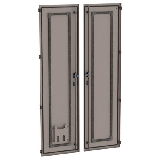 Комплект дверей FORT для корпуса высотой 1800 и шириной 1000 IP54 EKF PROxima