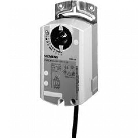 Привод воздушной заслонки поворотного типа, AC 230 В, 2-точечный/3-точечный, 10 Нм, 150 с