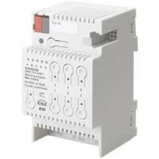 Выключатель нагрузки N 513/11N 513/11 модульный актуатор (основной модуль), 3х230-400V AC 20A, автоподстройка под характер нагрузки, для установки на DIN-рейку, 3 ТЕ