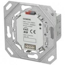 Релейный выход, 2 x AC 230 В, 10 A, с монтажной рамкой и интерфейсом BTI
