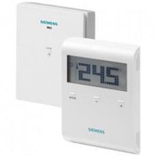 Электронный контроллер комнатной температуры Siemens RDD100.1RFS