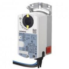 Привод воздушной заслонки Siemens GDB181.1E/BA
