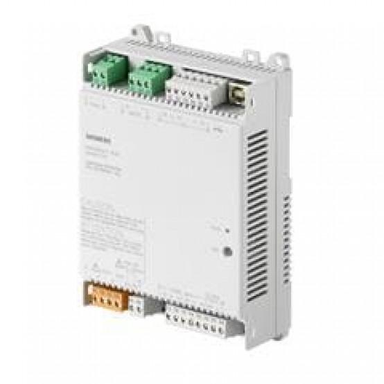Контроллер комнатный BACnet MS/TP, AC 230 V (1 DI, 2 UI,5 DO, 1 AO)