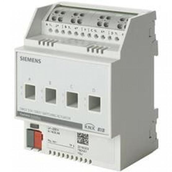 Релейный модуль 4 x AC 230 V, 16/20 AX, C-Load
