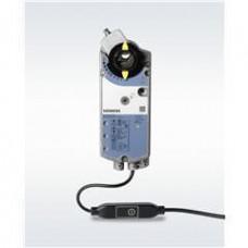 Привод воздушной заслонки Siemens GCA161.1E/MO