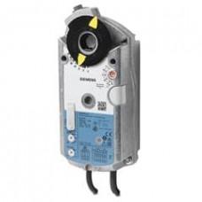 Привод воздушной заслонки Siemens GEB164.1E