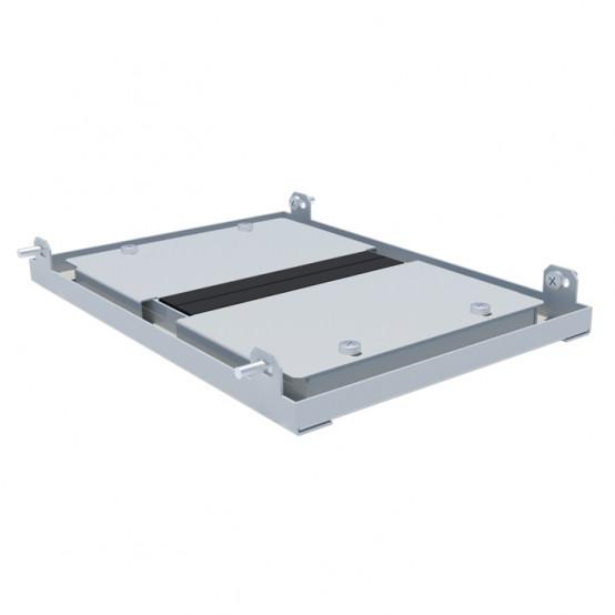 Нижняя сальниковая панель составная Ш400 Г600 EKF AVERES