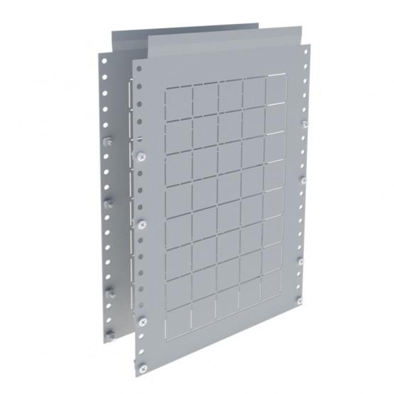 Панели боковые для секционирования В500 Г400 мм (2 шт) EKF AVERES