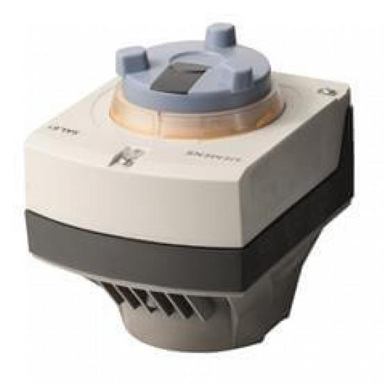 Электромоторный привод 10 Нм, 90°, AC/DC 24 В, DC 0…10 В / DC 4…20 мА, 30 с