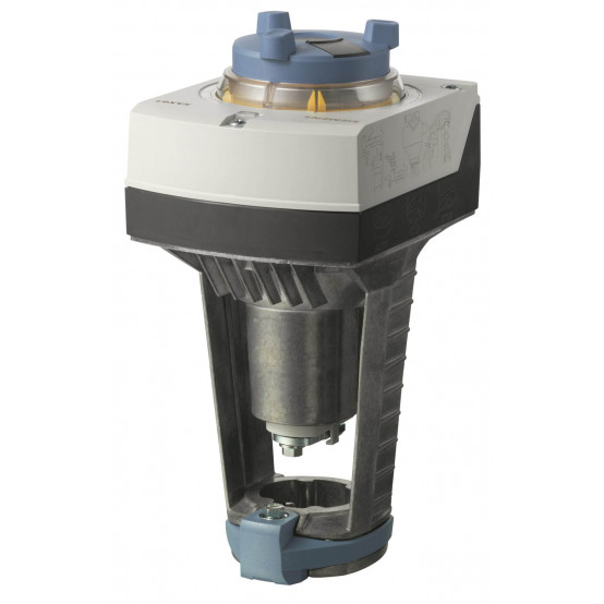 Электромоторный привод, 1600 Н, 20/40 мм, AC/DC 24 В, DC 0…10 В / DC 4…20 мА
