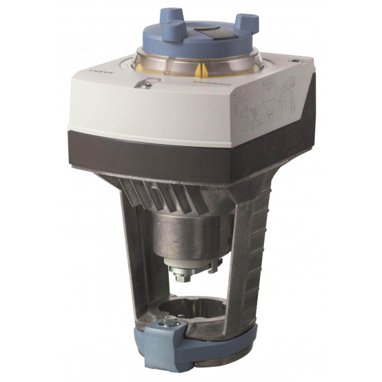 Привод клапана электромоторный, 800 Н, 20 мм, AC/DC 24 V, DC 0…10 V / DC 4…20 МА, 30 С