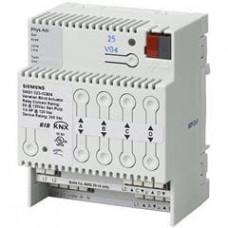 Модуль управления венецианских жалюзи, 4 x AC 120 В, 6 A, с регулировкой ламмелей по солнцу, UL