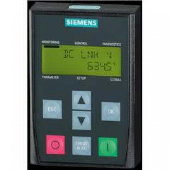 G120P, базовая панель оператора BOP-2, IP55