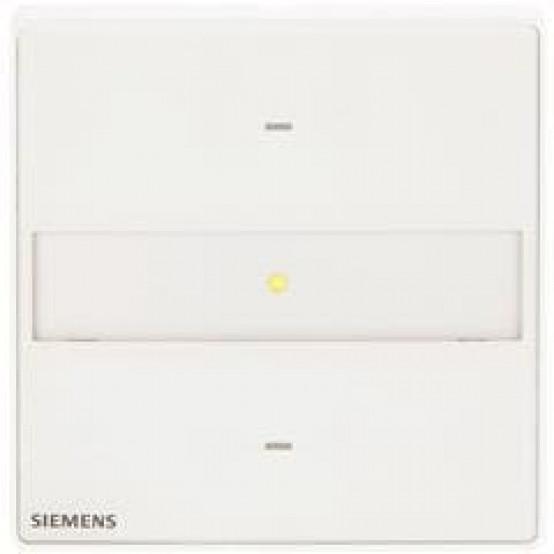 Сенсорный датчик, одиночный, со светодиодом состояния, Gamma arina, цвет белый