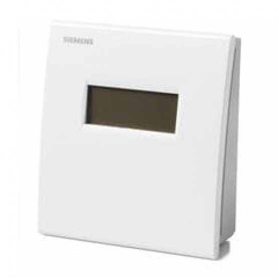 Датчик температуры в помещении 0..10 В, с дисплеем