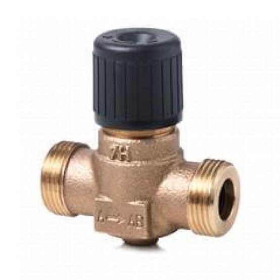 Клапан регулирующий, 2-ходовой седельный, внешняя резьба, PN16, DN15, KVS 2.5