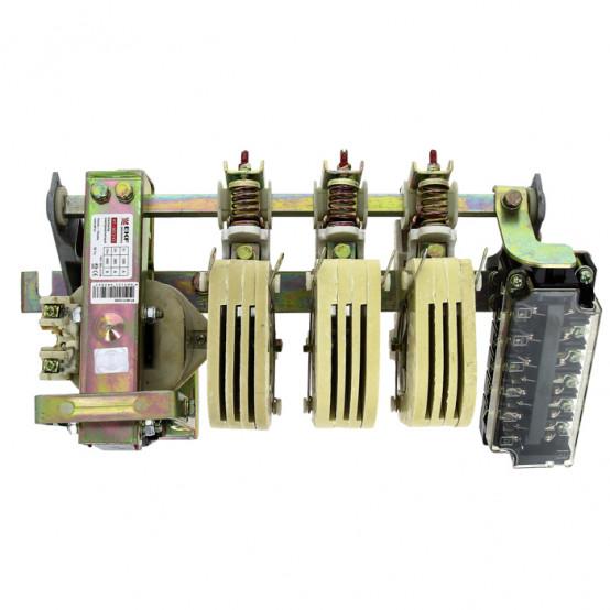 Контактор КТ-6053 630А 220В 3NO+3NC EKF PROxima