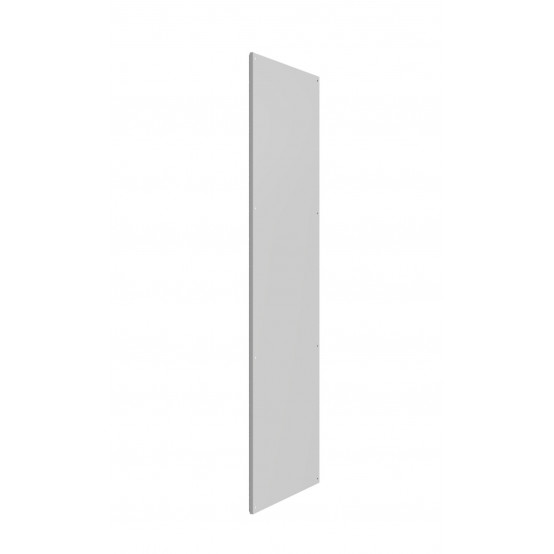 Боковые стенки FORT IP54 для корпуса высотой 2200 и глубиной 400 (2шт.) EKF PROxima