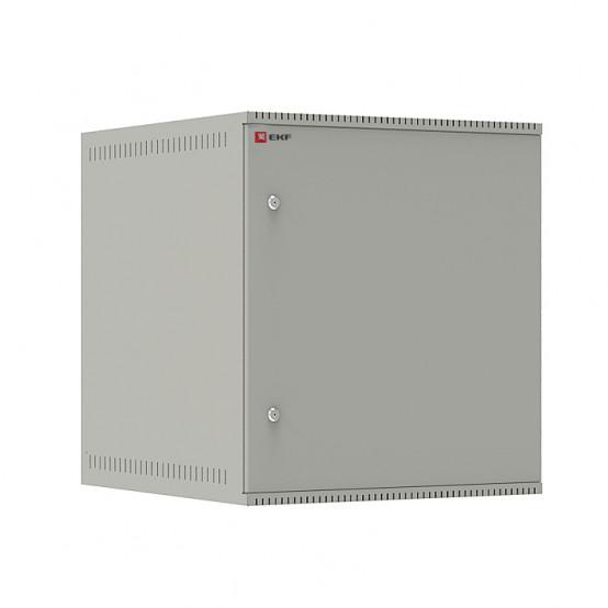 Шкаф телекоммуникационный настенный 12U (600х650) дверь металл, Astra E серия EKF PROxima