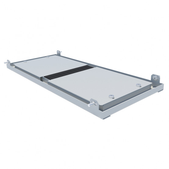 Нижняя сальниковая панель составная Ш400 Г800 EKF AVERES