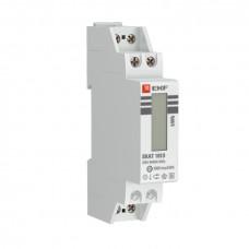 Счетчик электрической энергии модульный SKAT 101Э/1 - 5(40) Ш Р M EKF