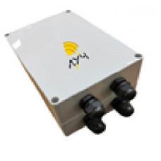 Модуль управления наружным освещением<br />с радиомодемом LPWAN-ЛУЧ и функцией<br />дистанционного отключения/включения/ограничения<br />питания УС1
