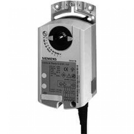 Привод воздушной заслонки Siemens GDB181.1E/3
