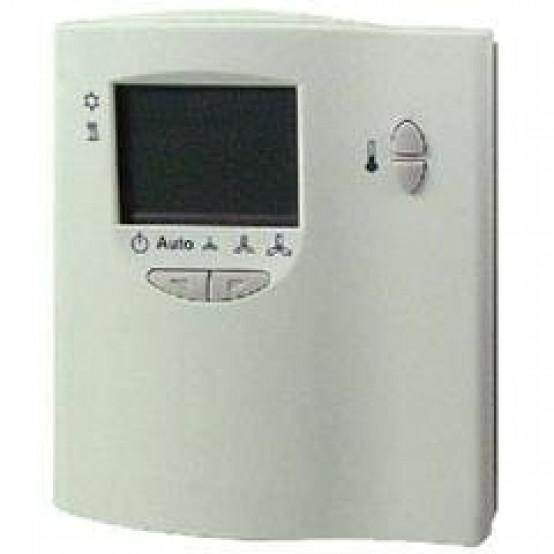 Комнатный модуль с датчиком, задатчиком уставки, ЖК-дисплеем и переключателем режимов; интерфейс PPS2