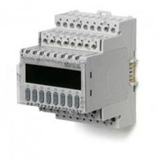 Модуль 8 универсальных входов/выходов, с локальным управленим и ЖК-дисплеем