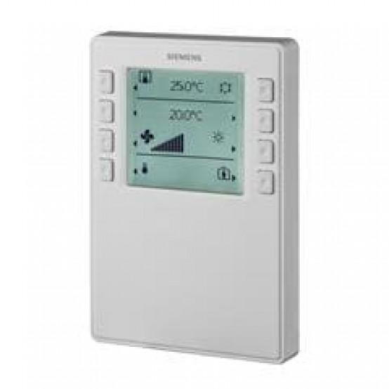 Комнатный модуль для KNX PL-Link, комнатный датчик температуры и влажности