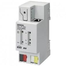 IP-роутер N 146, монтаж на DIN-рейку