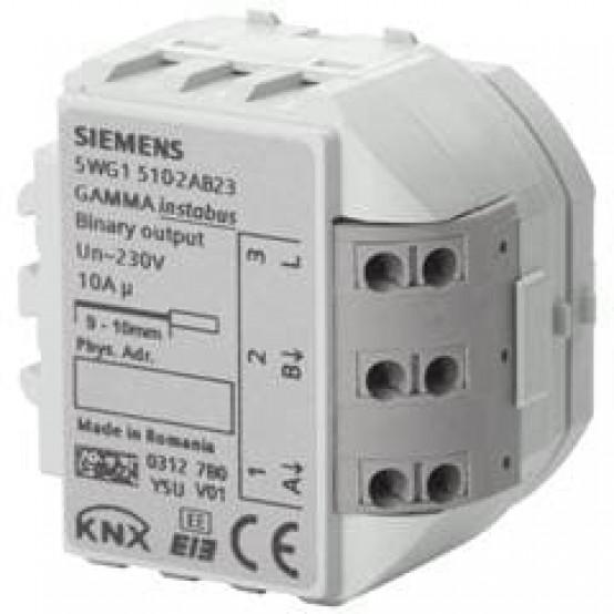Рмодуль релейных выходов, 2 x AC 230 В, 10 A (резистивная нагрузка)