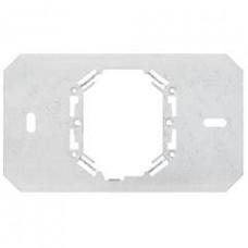 Монтажная пластина для фронтального модуля с пассивным чувствительным элементом температуы, 110x64 мм