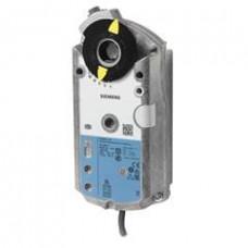 Привод воздушной заслонки Siemens GEB331.1E