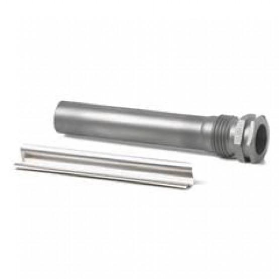 "Защитная гильза, 100 мм, G½"" LW15, нержавеющая сталь V4A"