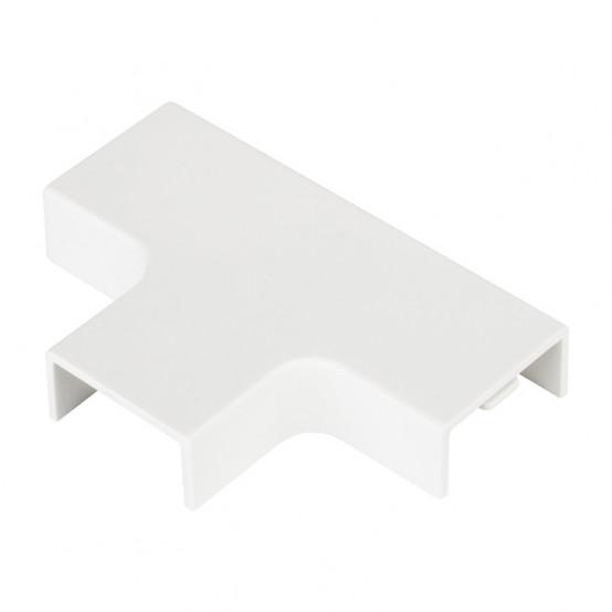 Угол T-образный (60х60) (4 шт) Plast EKF PROxima Белый