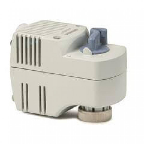 Привод клапана электромоторный, 200 N 2.5мм, AC 230 V, 2-точечный