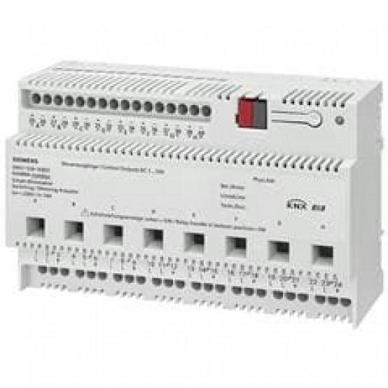 Диммер/выключатель N 526/E02, 8 выходов, по 8хDALI или 8xEVG на каждый выход, для установки на DIN-рейку, 4 ТЕ