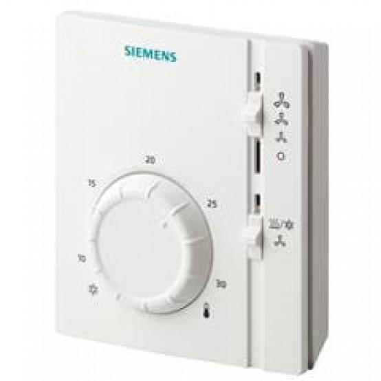 Комнатный термостат для фанкойлов Siemens RAB11.1