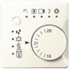 Контроллер температуры, титаново-белый
