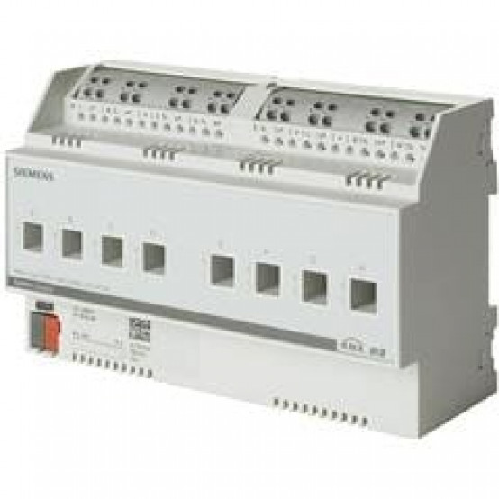 Релейный модуль 8 x AC 230 V, 16/20 AX, C-Load, Load Check