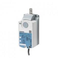 Привод воздушной заслонки Siemens GDB331.2E