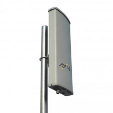 Базовая станция (БС) «Луч» с Лицензией на программное обеспечение коммуникационного сервера для подключения неограниченного количества устройств LPWAN «ЛУЧ» в зоне покрытия БС + штыревая и диполь антенна; подключение по Ethernet/3G, встроенная SIM-карта
