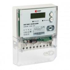 Счетчик электрической энергии СКАТ 315Э/1-10(100) ШОИ4 П EKF PROxima