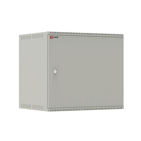 Шкаф телекоммуникационный настенный 9U (600х450) дверь металл, Astra E серия EKF PROxima
