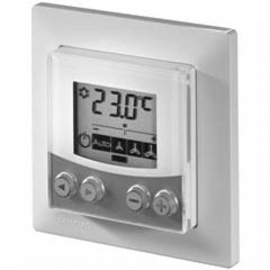 Комнатный модуль для поверхностного монтажа, в комплекте с интерфейсом PPS2 и белым обрамлением Siemens