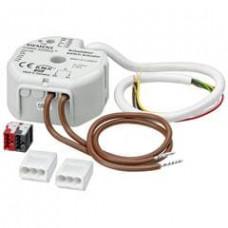 Выключатель нагрузки UP511/10, комбинированный: актуатор/бинарный вход произвольного монтажа, 1х230V AC 16A, 2 безпотенциальных входа